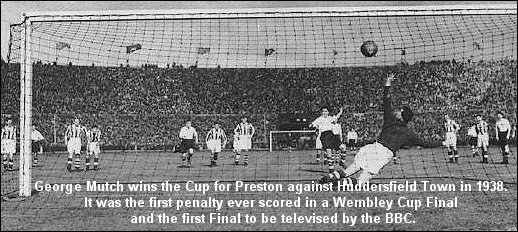The 1936 Cup Final broadcast by the BBC.