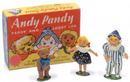 Sacul's Andy Pandy Toy